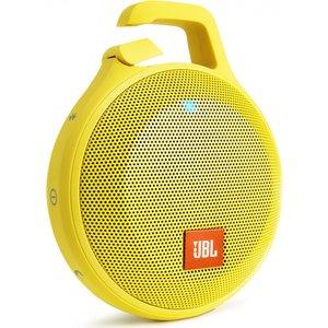 Портативная колонка JBL Clip Plus yellow