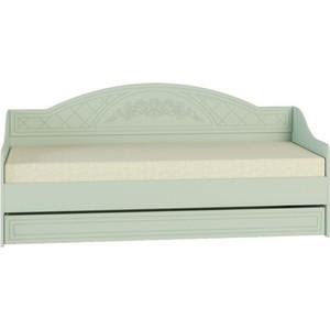 Кровать Детская Compass СО-25 80х200 мята салат шагрень