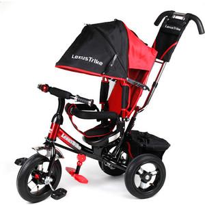 Велосипед 3-х колесный Lexus Trike красный/чёрный (LR-950DW-14)