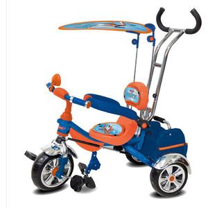 Велосипед 3-х колесный Lexus Trike Disney Planes голубой/оранжевый (KR01PL)