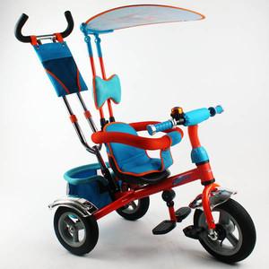 Велосипед 3-х колесный Lexus Trike Disney Planes голубой/красный (952PL-N)