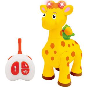 Развивающая игрушка Kiddieland Жираф (KID 051714) музыкальные инструменты kiddieland игрушка развивающая жираф