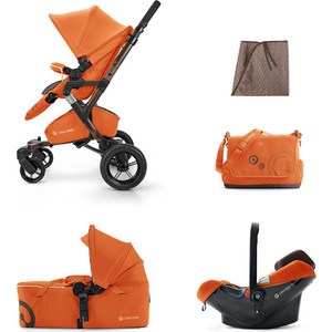 Коляска 3 в 1 Neo Mobility Set 3 в 1 L.E. Rusty Orange (NASC0969R)
