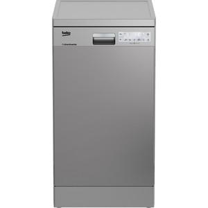 Посудомоечная машина Beko DFS 39020 X посудомоечная машина встраиваемая beko dis 39020