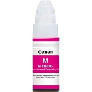 Чернила Canon GI-490M (0665C001) gi n gi головной убор