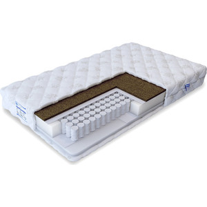 Матрас Промтекс-Ориент Soft Кокос Струтто 80x200 матрас промтекс ориент teen струтто 80x200