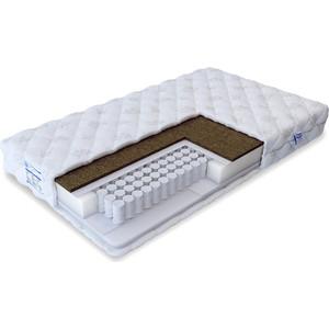 Матрас Промтекс-Ориент Soft Кокос Струтто 200x200 матрас промтекс ориент soft акцент 200x200