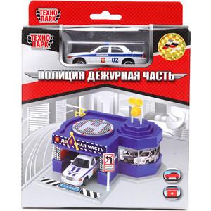 Игровой набор Технопарк Дежурная часть полиция (28191)