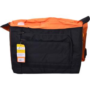 Сумка Jet.A LB15-12 Black/Orange до 15.6''