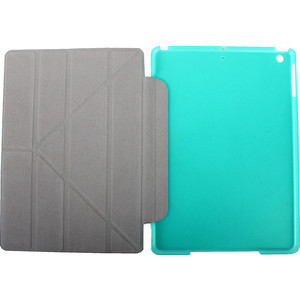 Чехол IT Baggage Turquoise для планшета iPad Air 9.7 hard case (ITIPAD501-6)