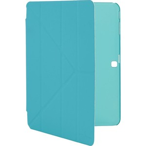 Чехол IT Baggage Blue для планшета Samsung Galaxy Tab 4 10.1 hard case(ITSSGT4101-4) kinston kst00053 court pattern protective plastic hard back case for iphone 4 4s blue black