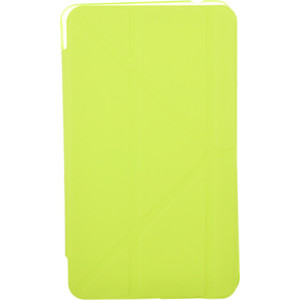 Чехол IT Baggage Lime для планшета Samsung Galaxy Tab 4 7 hard case (ITSSGT4701-5) it baggage hard case чехол для samsung galaxy tab s2 8 black