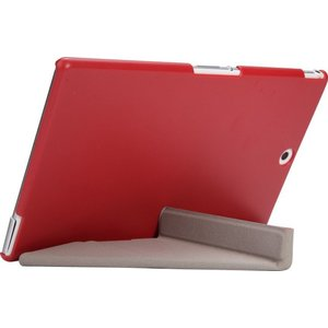 Чехол IT Baggage Red для планшета Sony Xperia TM Tablet Z 3 8 (ITSYZ301-3) 8 universal tablet pu leather sleeve bag pouch case for 7 8 inch tablet pc