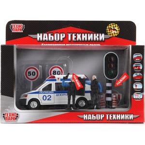 Технопарк Милиция/полиция (CT10-060-1)