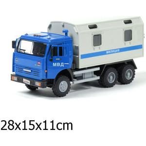 Технопарк Грузовик милиция (A532-H36015-J006)