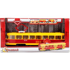Трамвай Технопарк (CT12-428-2)