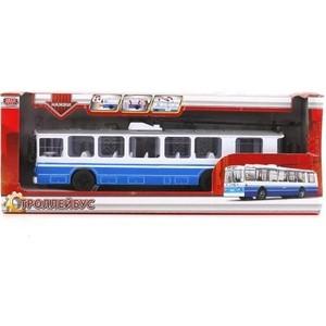 Троллейбус Технопарк Металлический (SB-14-02)