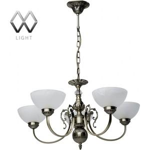 Подвесная люстра MW-LIGHT 318013805 подвесная люстра mw light олимп 318013805