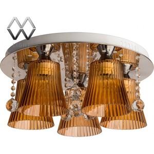 Потолочная люстра MW-LIGHT 459010505 mw light потолочная люстра mw light ивонна 459010505
