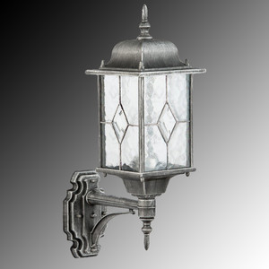 Уличный настенный светильник MW-LIGHT 813020101 rv 569 стенд пальма w stratford