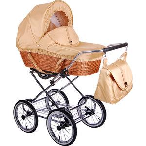 lonex детская коляска sweet baby savoy 2 в 1 sa 09 Коляска 2 в 1 Lonex Classic Retro (R-24)
