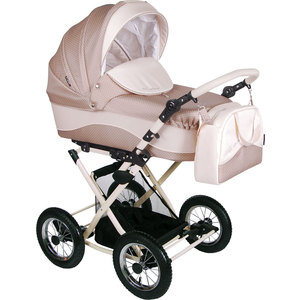 Коляска 2 в 1 Lonex Carrozza (Car-02) коляски 2 в 1 lonex speedy sweet baby 2 в 1