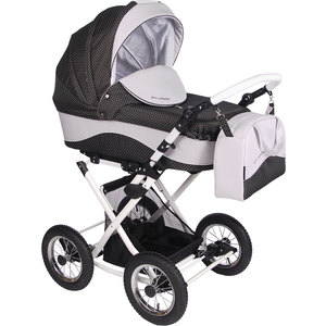 Детская коляска Lonex Carrozza (Car-08)