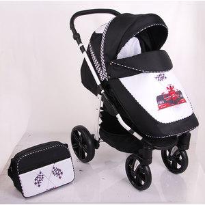Детская коляска Lonex Sport (SPN-02)