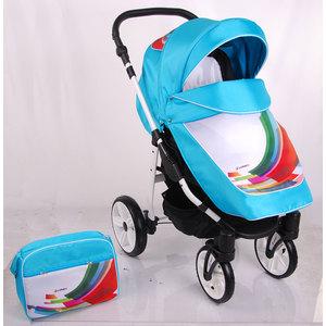 Детская коляска Lonex Sport (SPN-08)