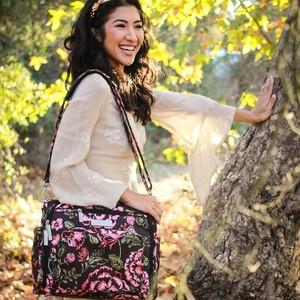 Сумка рюкзак для мамы Ju-Ju-Be B.F.F. blooming romance (09FM02A-5801)