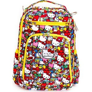 Рюкзак для мамы Ju-Ju-Be Be Right Back hello kitty tick tok (14BP01HK-HTK)
