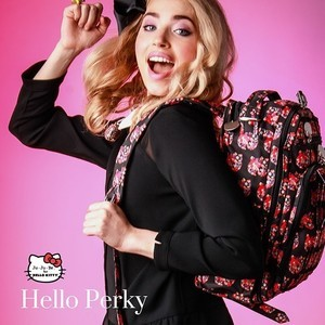 Рюкзак для мамы Ju-Ju-Be Be Right Back hello kitty hello perky (14BP01HK-4705)