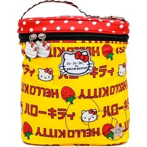 Термосумка для бутылочек Ju-Ju-Be Fuel Cell hello kitty strawberry stripes (14AA09HK-3708)
