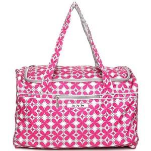 Сумка для путешествия мамы Ju-Ju-Be Super Star pink pinwheels (13TD03A-9369)