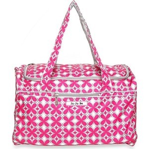 Сумка для путешествия мамы Ju-Ju-Be Starlet pink pinwheels (13TD02A-9314)