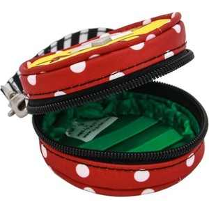 Сумочка для пустышек Ju-Ju-Be Paci Pod hello kitty strawberry stripes (14AA11HK-3722)