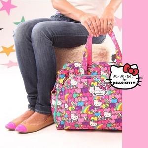 Дорожная сумка или сумка для двойни Ju-Ju-Be Be Prepared hello kitty lucky stars (14MB01HK-2565)