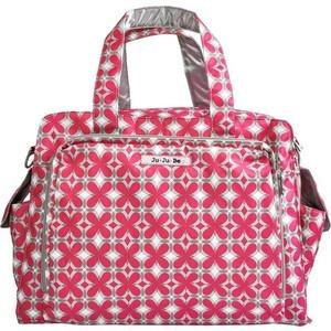 Дорожная сумка или сумка для двойни Ju-Ju-Be Be Prepared pink pinwheels (07MB01A-8485)