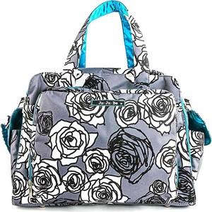 Дорожная сумка или сумка для двойни Ju-Ju-Be Be Prepared charcoal roses (07MB01A-9406)