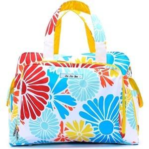 Дорожная сумка или сумка для двойни Ju-Ju-Be Be Prepared - flower power (07MB01A-0028)