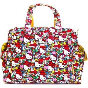 Дорожная сумка или сумка для двойни Ju-Ju-Be Be Prepared Hello Kitty tick tok (14MBO1HK-2312)