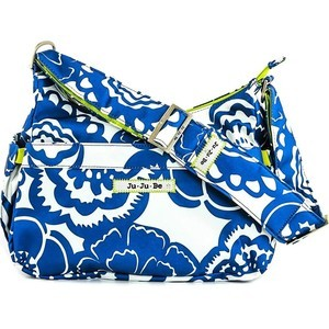 Сумка для мамы Ju-Ju-Be HoboBe cobalt blossoms (12HB01A-9550) сумка kalencom buckle bag jazz cobalt