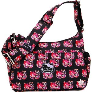 Сумка для мамы Ju-Ju-Be HoboBe hello kitty hello perky (14HB01HK-4767) сумка printio hello kitty
