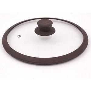 Крышка с силиконовым ободком d 28 см TimA (4828BR)
