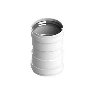Муфта STOUT соединительная внутренняя для труб диаметр 80 п/п с лого (SCA-0080-010135)