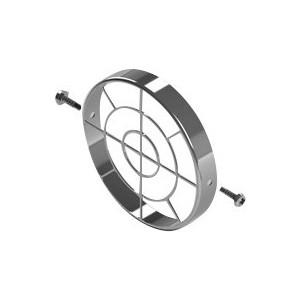Решетка STOUT из нержавеющей стали диаметр 80 для воздухоподводящей трубы (SCA-0080-010003)