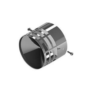Решетка STOUT из нержавеющей стали диаметр 80 для дымоотводящей трубы (SCA-0080-010004)