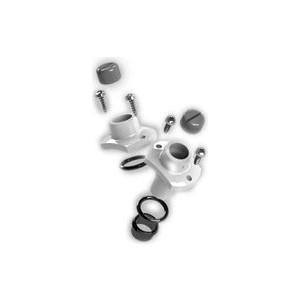 Комплект STOUT инспекционных ниппелей для дымохода и воздуховода (SCA-6010-000111)