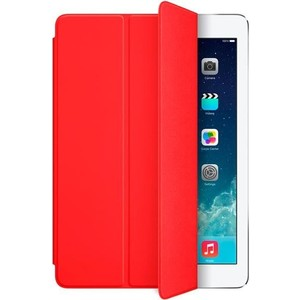 "Чехол Apple 9.7"" iPad Air Smart Cover Red (MF058ZM/A)"