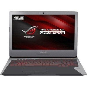 Ноутбук Asus G752VY Silver (90NB09V1-M02970)